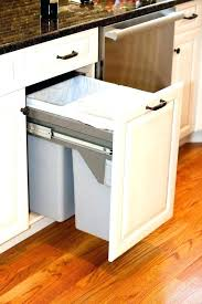 kitchen trash cans small kitchen trash cans narrow kitchen trash can trash can intended stainless steel kitchen trash cans