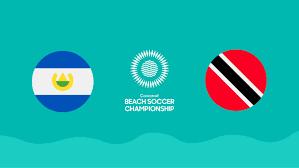 El Salvador vs. Trinidad y Tobago ...