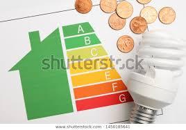 Coins Light Bulb On Energy Efficiency Stock Photo Edit Now