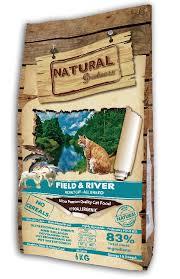 <b>Natural Greatness</b> Ultra Premium <b>Field &</b> River Adult Cat (83%)