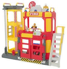 <b>HTI</b> Игровой <b>набор</b> Большая <b>пожарная</b> станция Teamsterz: Fire ...