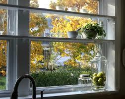 Kitchen Window Shelf Hanging Window Plant Shelves Photo Gallery Beautiful Views Katie