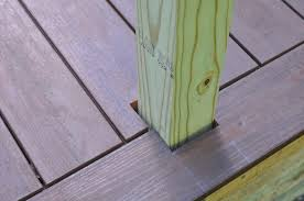 picture frame decking