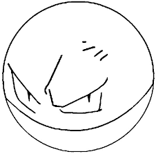Small Picture electrode pokemon coloring pages electric pokemon coloring pages