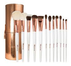 sculpt bring you morphe set 707 copper dreams brush set this gorgeous set includes essential brushes for eyes and face as well as specialty brushes for