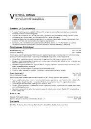 Basic Skills For Resume Easy Resume Example Easy Resume Examples Sample Format Inside 91