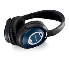 bose noise cancelling headphones blue. bose quietcomfort 15 acoustic noise cancelling headphones-limited edition headphones blue amazon.com