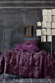 purple satin bedding sets