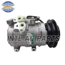 <b>NEW</b> DENSO <b>10S17C</b> Car Auto <b>AC</b> Compressor for Toyota Land ...