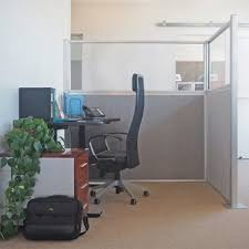 office separator. Hush Configurable Cubicle Partition Panel Office Separator