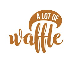 Modern, Bold, Catering Logo Design for A lot of Waffle by mareya ...