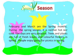brief essay about spring season essay on spring season shareyouressays