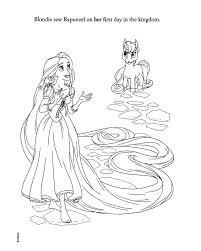 Kleurplaten Prinses Amber