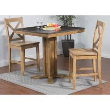 sunny designs blue moon pub table 1391ds 36
