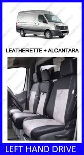 tailored seat covers for vw crafter