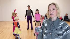 Polly Crockett-Robertson, Creative Producer at Bath Dance - YouTube