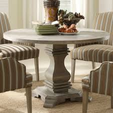 60 inch round dining table set. Striped Chairs And Sisal Rug Using Best Grey 60 Inch Round Table Set For Classic Dining Room Ideas
