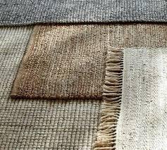 heather chenille jute rug natural pottery barn runner