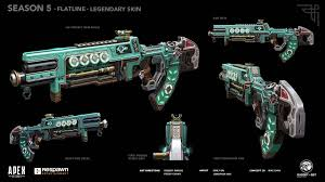 Apex Legends Guns - Gadget-Bot