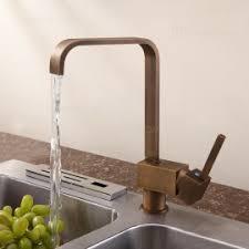 antique brass faucet. Relia Single Handle Antique Brass Kitchen Sink Faucet A