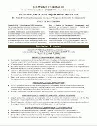 Emt Resume Impressive Emt Resume Examples New Paramedic Resume Template Luxury Pharmacist