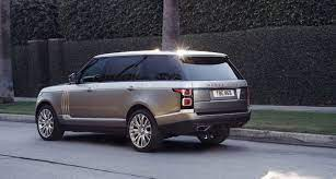 Range Rover Svautobiography Will Cost You Over 200k Carscoops Luxury Cars Range Rover Range Rover Car Land Rover