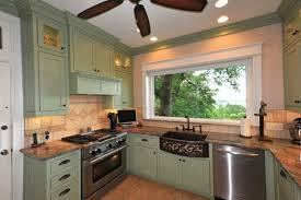 green painted kitchen cabinets. Full Size Of Kitchen:pretty Olive Green Painted Kitchen Cabinets Cute T