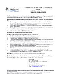 employment opportunities deseronto ca cao maternity leave