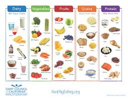 Nutrition Food Chart Healthy Food Chart Infographic Illustration Of A Plate Nutrition
