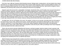 my favourite holiday trip essay  my favourite holiday trip essay