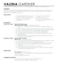Retail Sales Associate Resume No Experience Template Job Samples