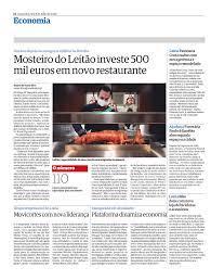 Grupo FF - O Jornal de Leiria noticiou a chegada do Mosteiro do Leitão a  Torres Novas!