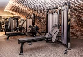 Cable Motion Strength Equipment Life Fitness
