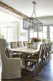 11 rectangular chandeliers dining room 3 rectangular chandelier dining room