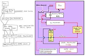 wiring for house fan off when hvac on doityourself com community be you can use this drawing