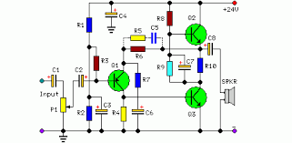 5 watt class a audio amplifier eeweb community 5 watt class a audio amplifier circuit diagram
