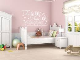 >twinkle twinkle little star childs bedroom nursery wall art decal  twinkle twinkle little star childs bedroom nursery wall art decal wall sticker