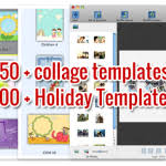 Collage Card Maker Photo Collage Card Maker Collagefactory Pro Make Photo Collage Photo