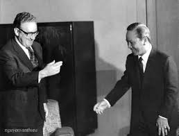Image result for president nguyen van thieu