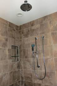 Walk In Tile Shower How To Make A 4 Wide Walk In Shower
