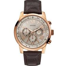 mens guess watches desinger watches from guess anderlini co uk guess men s horizon chronograph watch