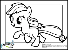 Small Picture my little pony baby applejack coloring pagesjpg 15001100