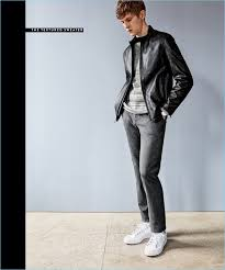 making a case for the textured sweater mathias lauridsen wears a calibrate knit 69 50