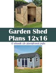 shed building plans shed plans