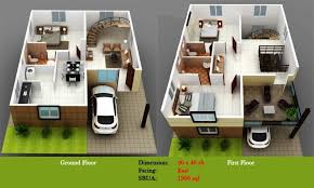 stunning duplex house plans for 30x30 site east facing photos