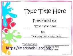 free preschool certificates preschool certificate template free word format diploma