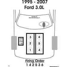 diagram for spark plug wires diagram image wiring 1993 ford ranger 3 0 spark plug wire diagram images on diagram for spark plug wires
