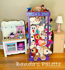 """2', 32"""", 3', 4' Personalized Stuffed Animal Zoo,"""