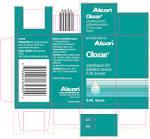 Ciprofloxacin ophthalmic package insert