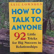 How To Talk To Anyone How To Talk To Anyone Books Stationery On Carousell